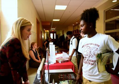 Latin College Fair