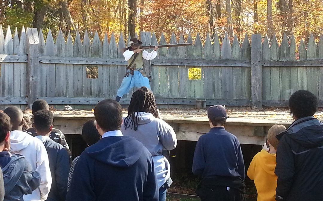 Kickin' It Colonial Style
