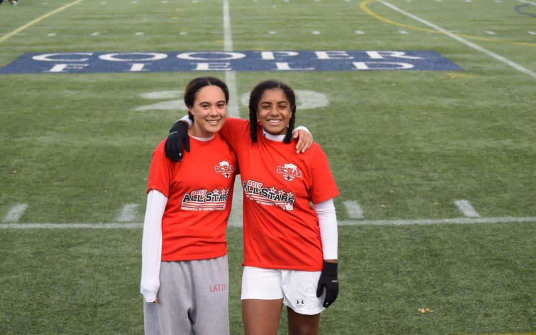 Sophomore Soccer Stars!