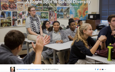 Latin Featured in Article on Charter School Diversity