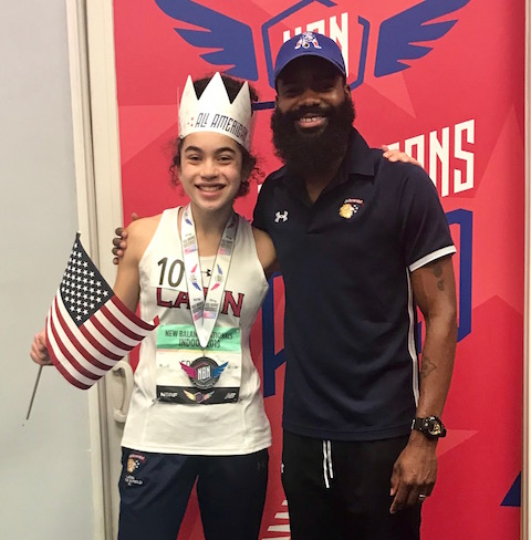 All American Athlete
